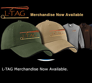 L-TAG Merchandise Now Available.